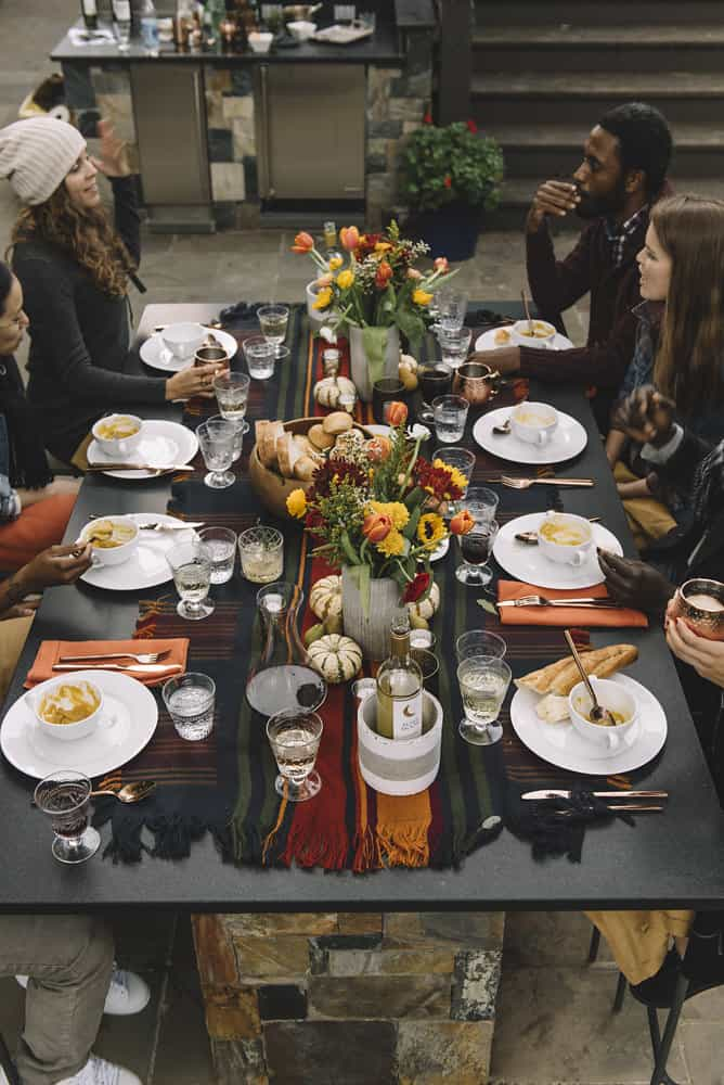 arlington catering photo shoot depicts fall dinner party ideas rsvp catering. Black Bedroom Furniture Sets. Home Design Ideas