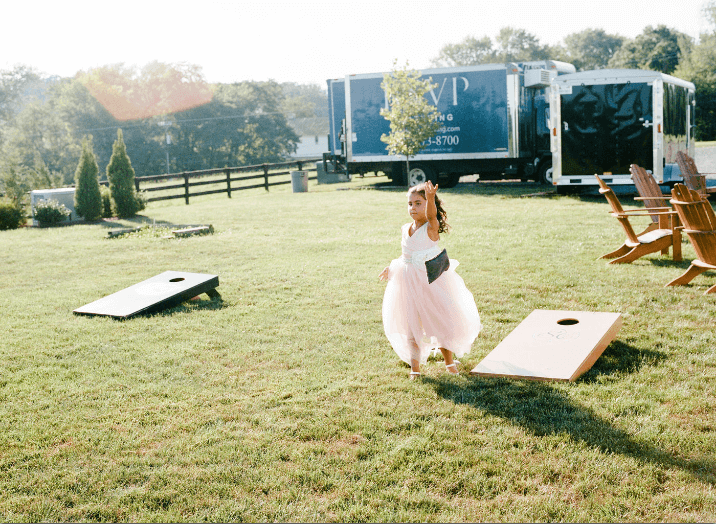 Yard Games That Add A Fun Factor To Your Wedding Reception Rsvp